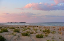Durankulak Beach, northern Bulgaria