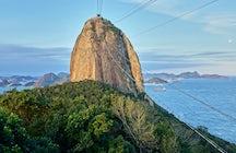 Cable Car Pão de Açucar, Rio de Janeiro