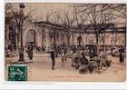 La Place du Marché, Versailles