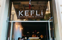 KEFLI Local Wine & Snack, Baku