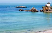 Côte des Basques Biarritz