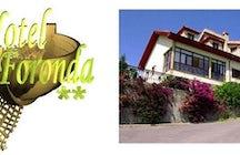 Hotel Foronda en Ribadesella