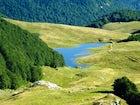 Borilovačko (Jugovo) Lake at Mt. Zelengora
