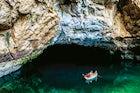 Altınbeşik Cave National Park