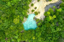 Emerald Pool, Krabi