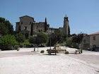 Greccio old town