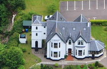 Ashburn House- Guest House, Fort William Bed and Breakfast
