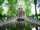 The Medici fountain - Jardin du Luxembourg
