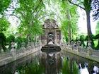 The Medici fountain - Jardin du Luxembourg