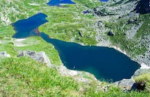 The Twin Rila Lake
