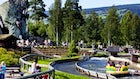 Family park of Hunderfossen