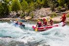 Rafting in Köprülü Canyon