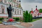 Sviato-Pokrovsky Cathedral, Grodno