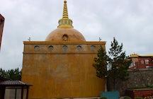Datsan of Rinpoche Bagsha, Ulan-Ude