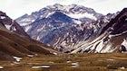 Parque Provincial Aconcagua, Argentina