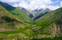 Karakuldja Region