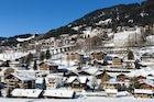 Leysin ski resort
