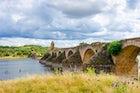 Puente Ajuda, Olivenza