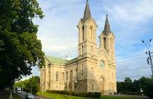 St. Charles the XI's church, Tallinn