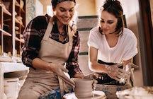 Val Pottery making in Petrinja