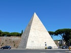 Pyramid Cestia Rome