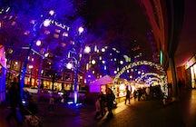 Winter World on Potsdamer Platz