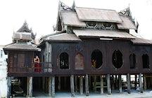 Shwe Yaungwe Monastery, Nyaungshwe