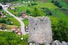 Greben Fortress, Krupa na Vrbasu
