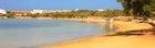 Agios Spyridonas beach, Antiparos