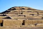 Cahuachi Archeologycal Site, Nazca