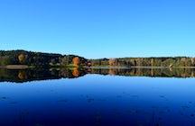 Aisetas Lake, Molėtai