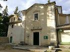 Church of Santa Lucia Civitella Alfedena