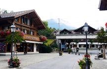 Gstaad Promenade