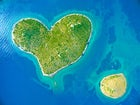 Galešnjak, island