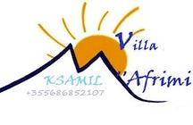 """Villa """"Afrimi"""" Restaurant and Pizza Ksamil"""
