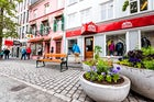 Laugavegur Street