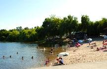 Praia Fluvial de Valada