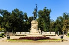 The Monument of Ștefan cel Mare