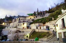 Sacromonte, the city's traditional neighborhood