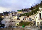 Sacromonte, the city's traditional neighborhood