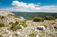 Vrana lake (Cres)