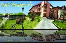 Hotel President Buzau
