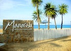 Manassu Beach Bar and camping