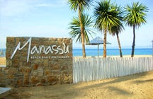 Manassu Beach Bar and camping