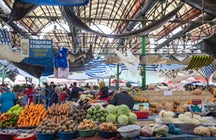 Osh Central Market