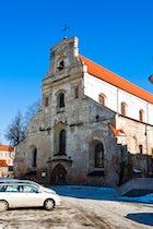 Franciscan Monastery, Vilnius