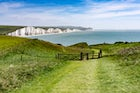 Spend a day or two walking through Seven Sisters country Park