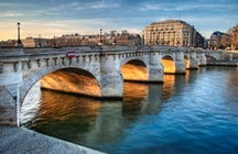 Le Pont Neuf, Ile de la cité Paris