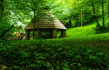 Ethno village Grab