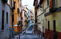 Lavapies, Madrid